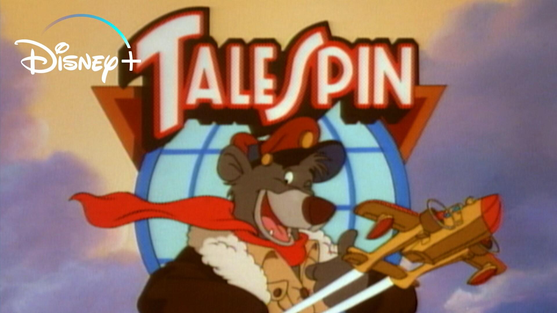 TaleSpin - Theme Song   Disney+ Throwbacks   Disney+