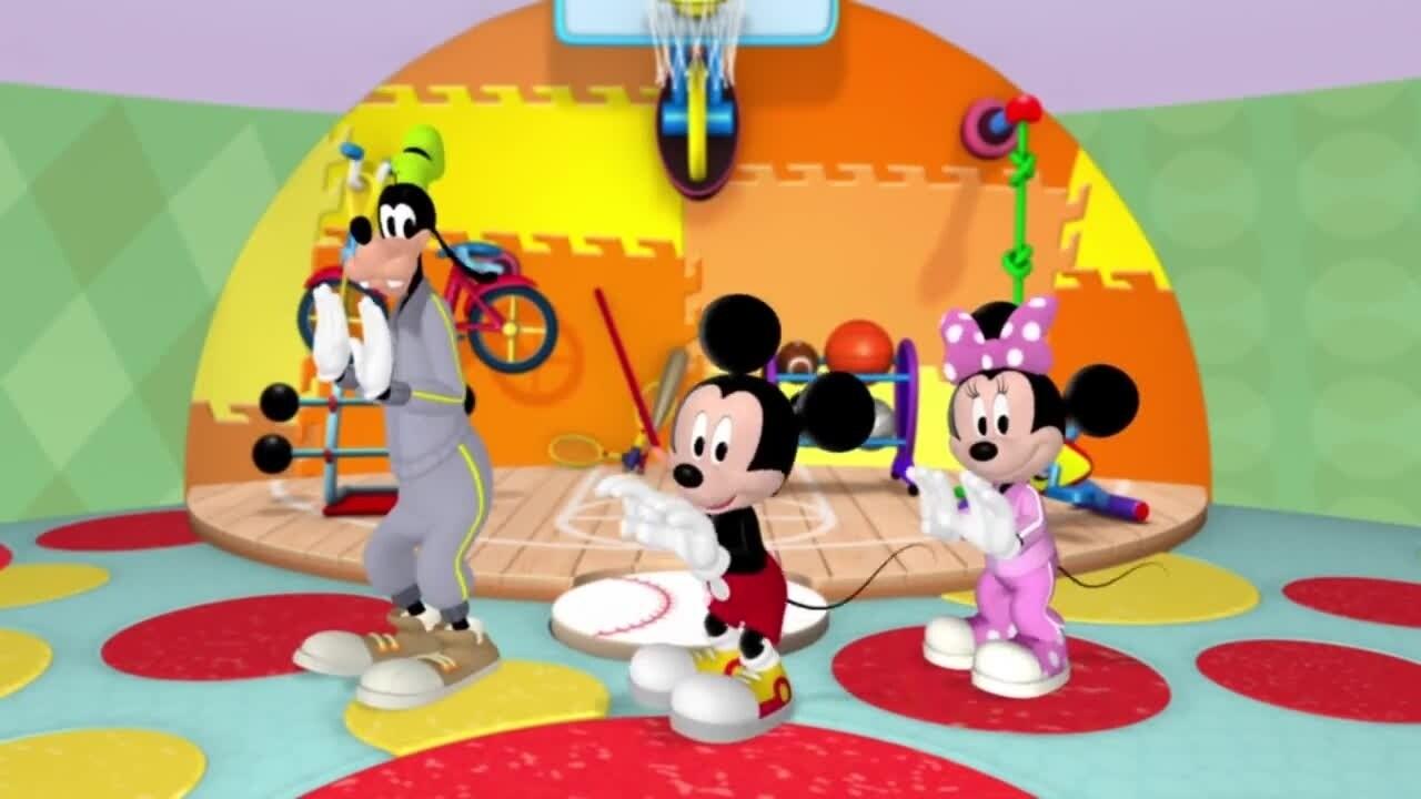 Mickey dit...