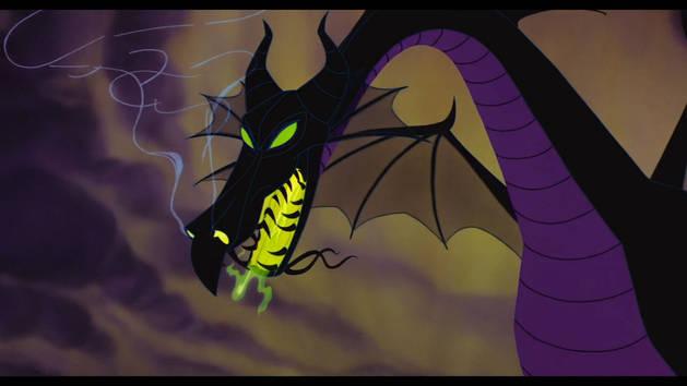 La Belle au Bois Dormant - extrait : Le Combat contre le Dragon