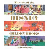 Image of The Art of the Disney Golden Books # 1