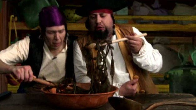 Music Video: What's Cookin' Smee?