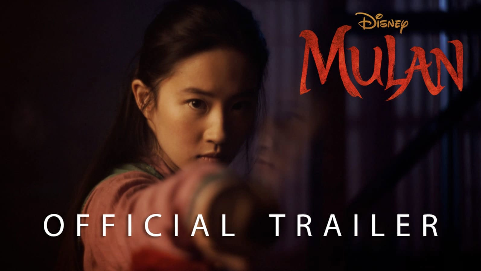 Disney's Mulan Trailer
