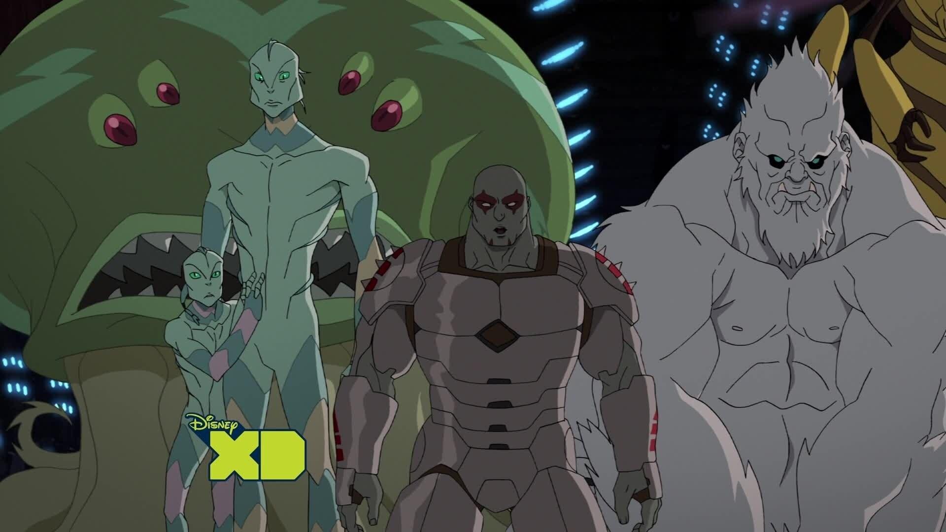 Les Gardiens de la Galaxie - Drax : Deuxième Partie