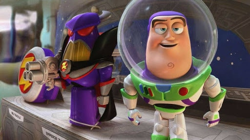 Toy Story Toons - Small Fry