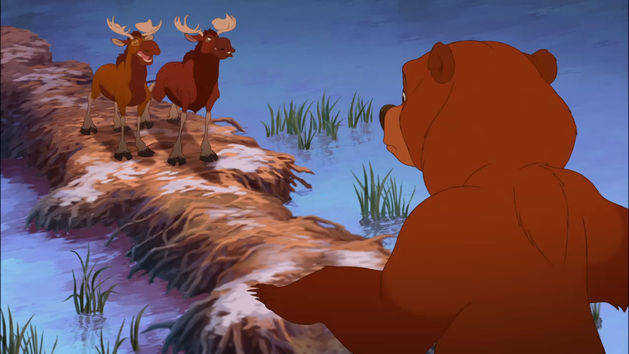 Impressing the Moosettes - Clip - Brother Bear 2