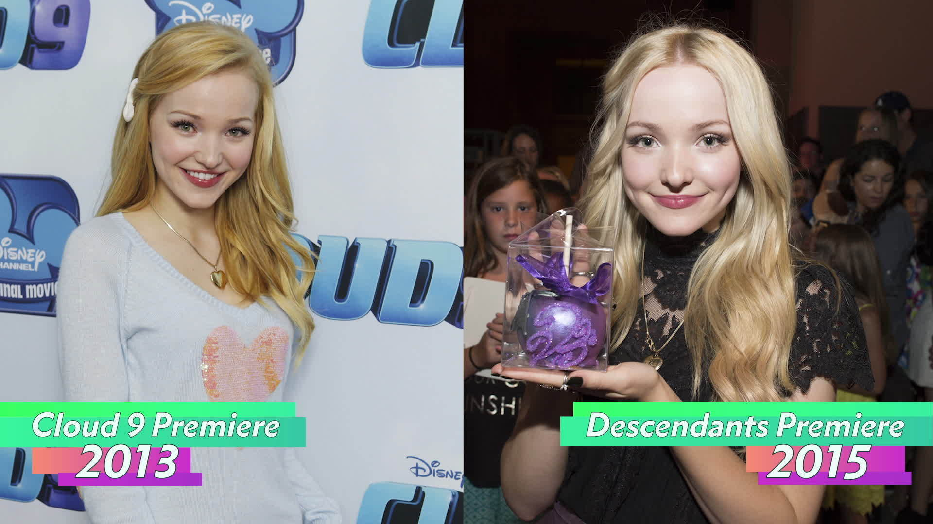 Dove Cameron: Then and Now