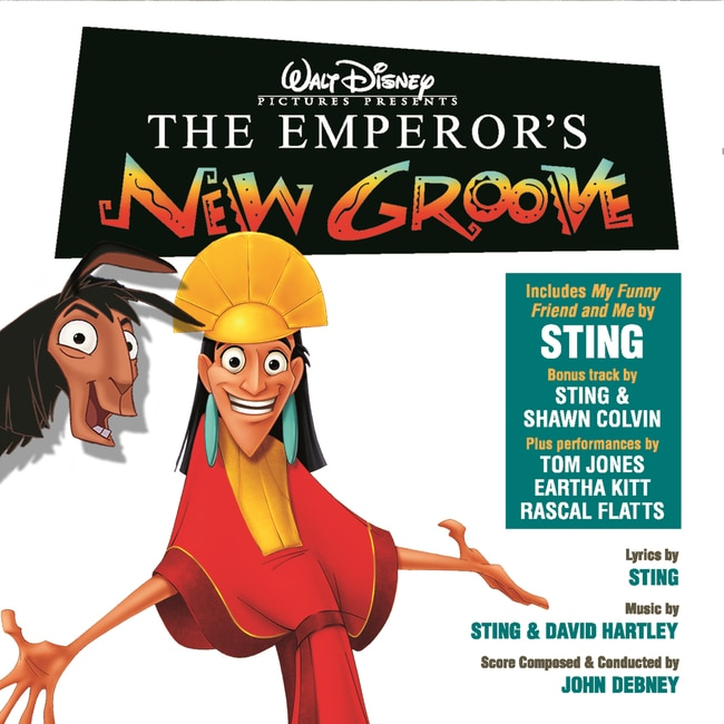 The Emperor's New Groove: Soundtrack