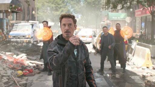 Marvel Studios - Avengers: Infinity War / April 27
