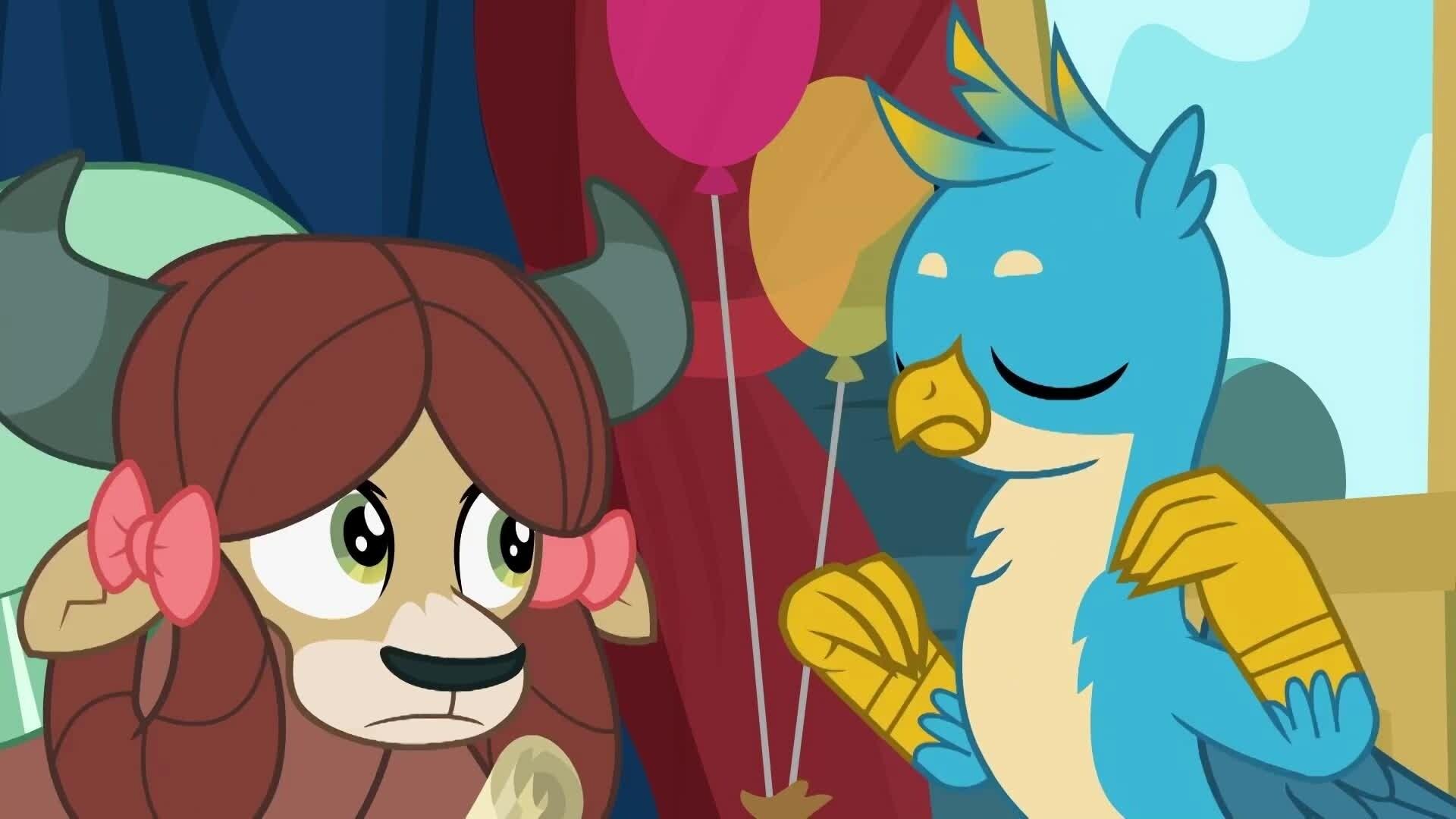My Little Pony - Freundschaft ist Magie - Baum-Denkmäler
