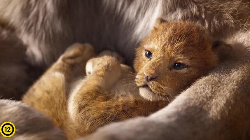 Az oroszlánkirály - 1. előzetes