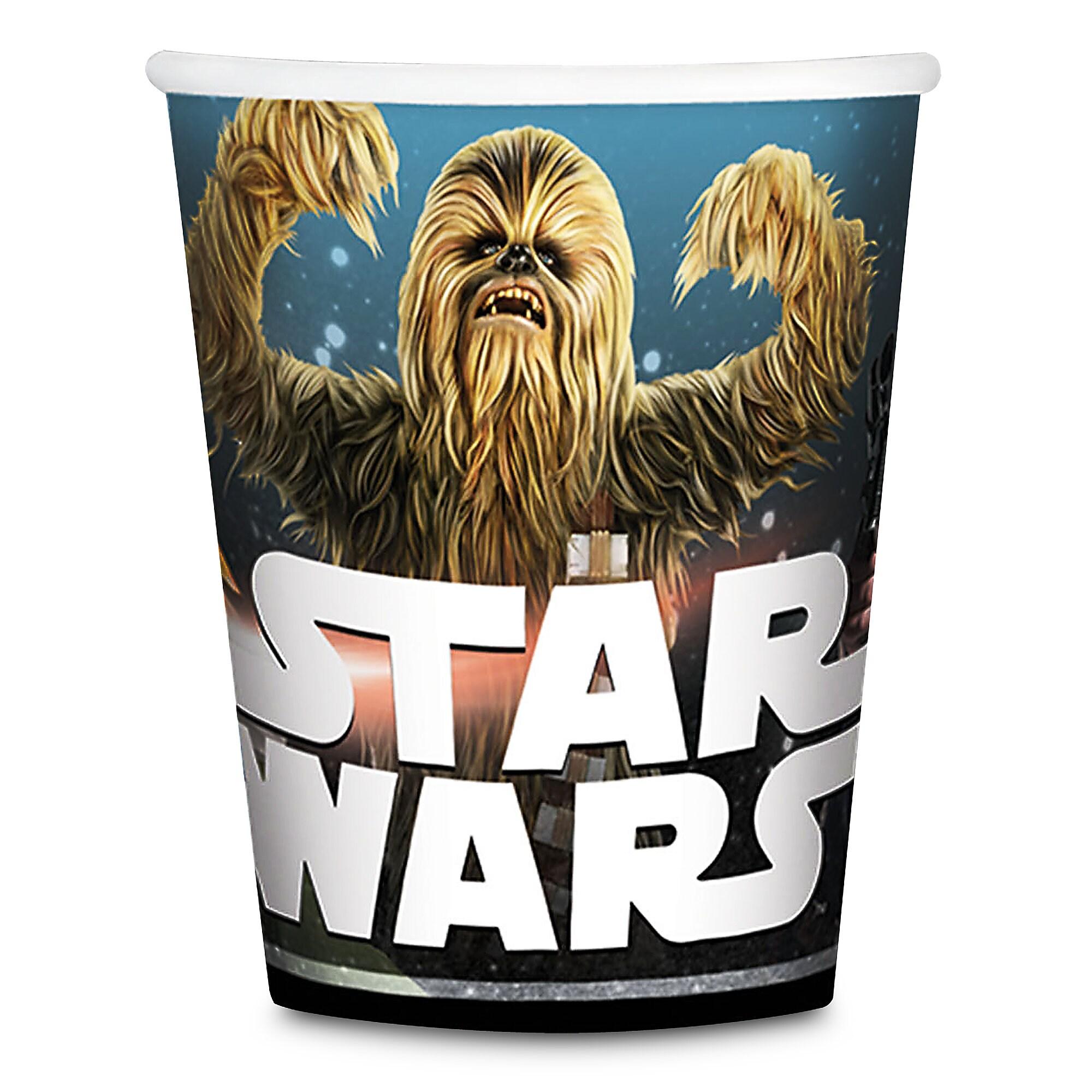 Star Wars Paper Cups