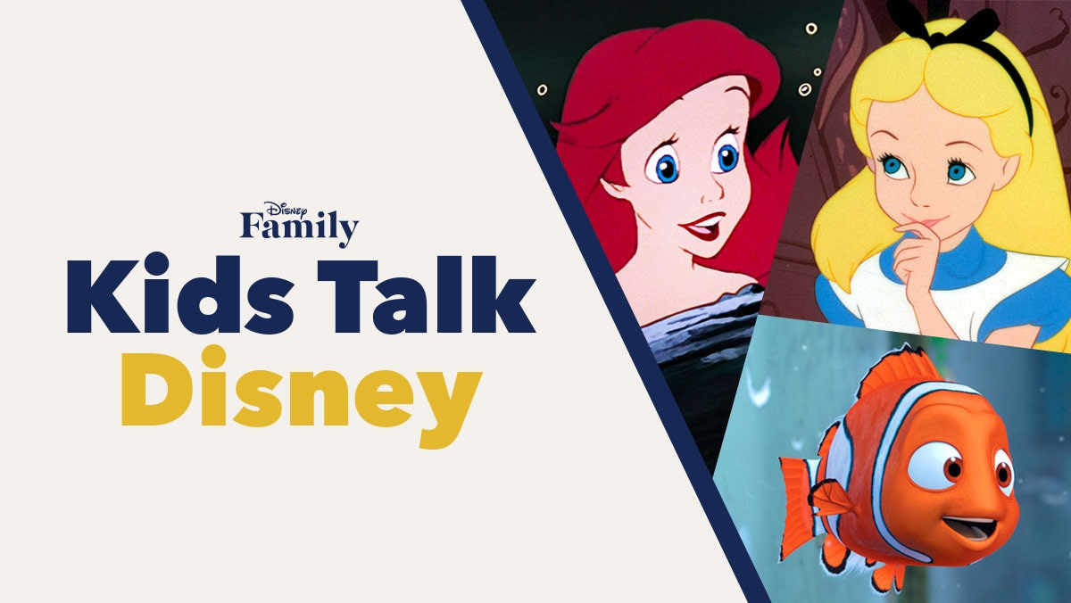 Kids Talk Disney: Siblings | Disney Family