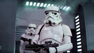 Stormtroopers Discover the Droids