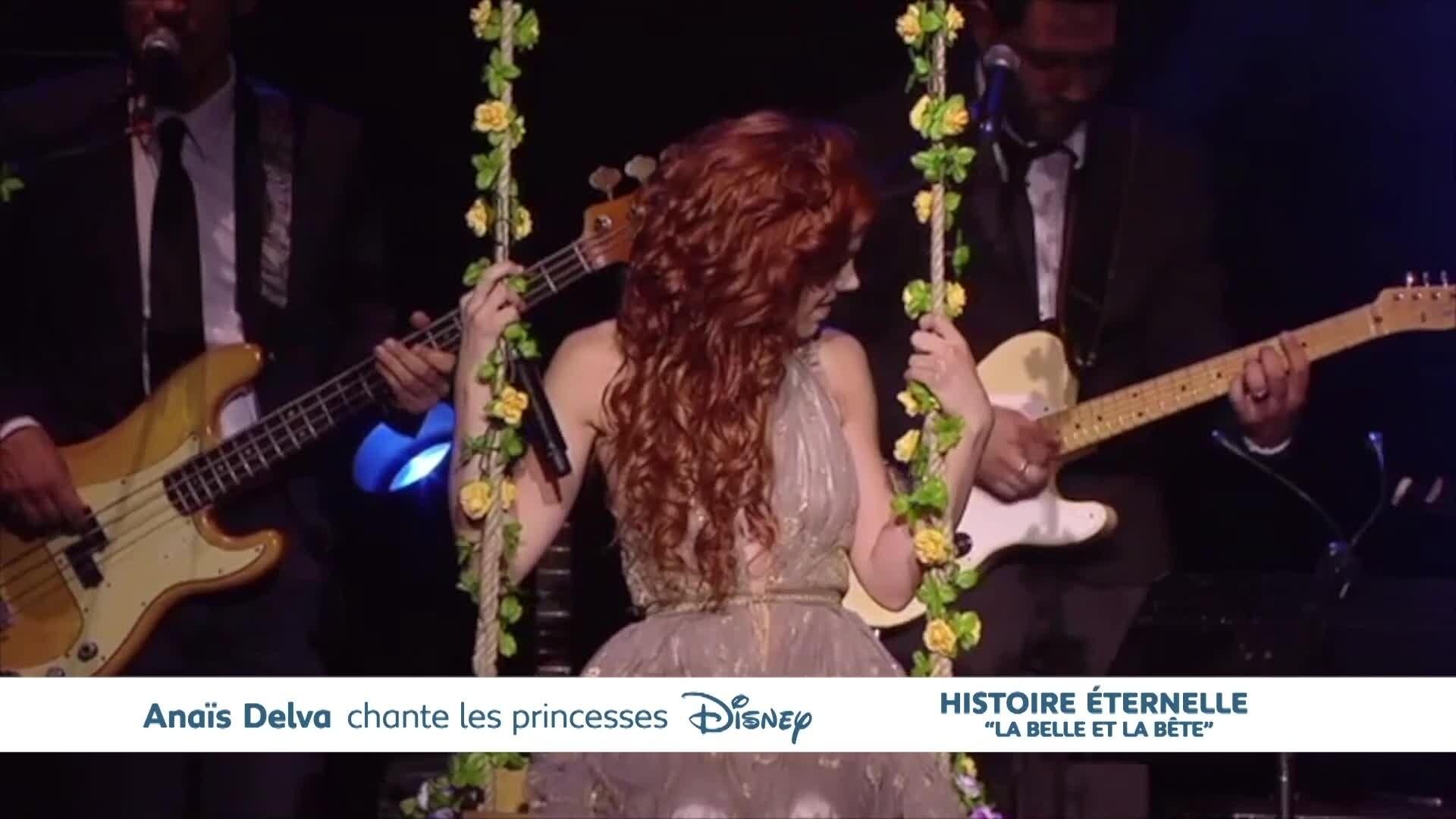 """Anaïs Delva : Extrait du concert """"Histoire Éternelle"""""""