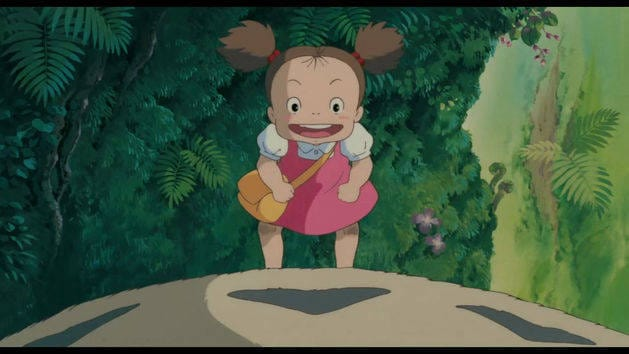 What Mei Found - My Neighbor Totoro