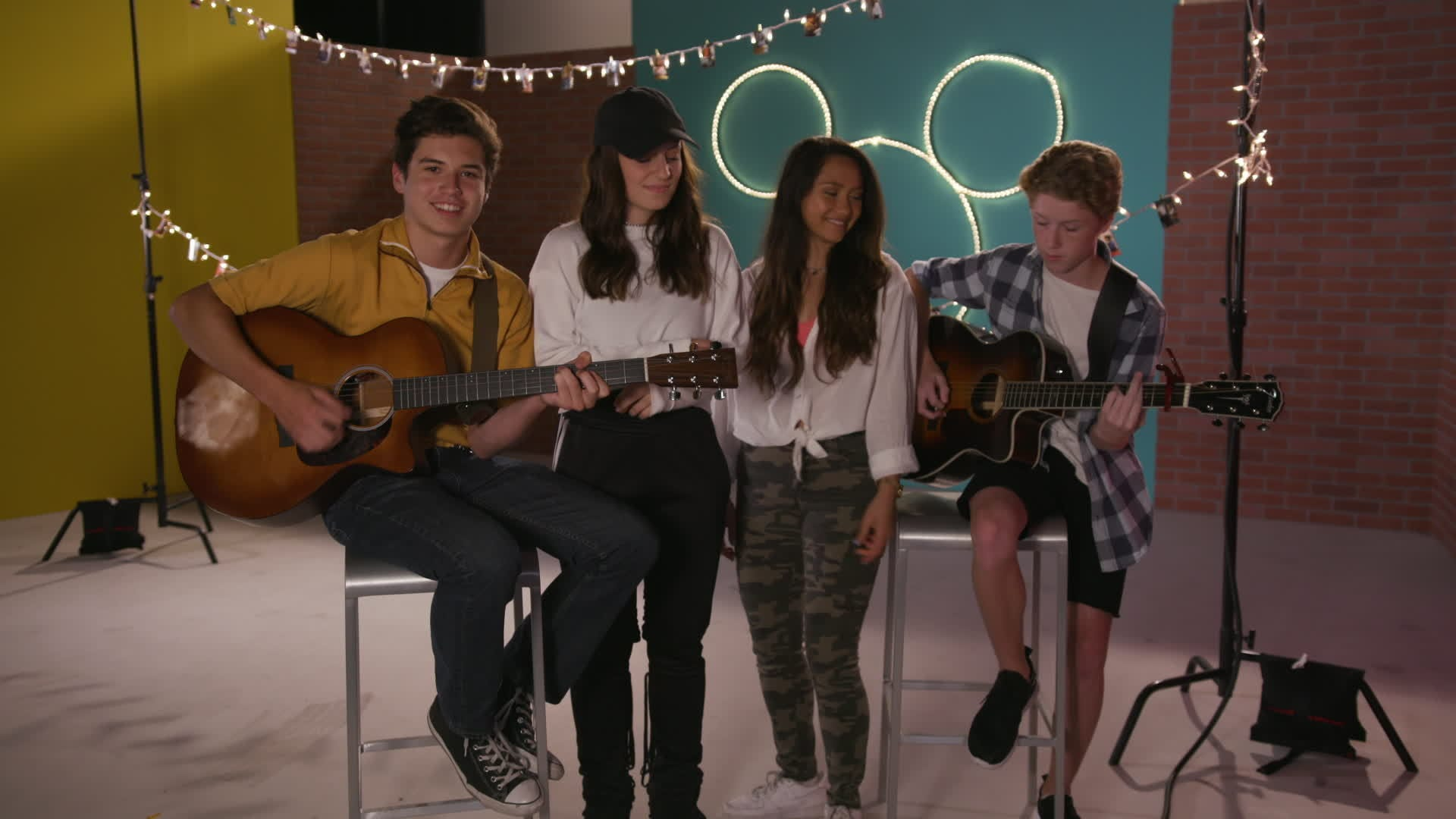 """""""Be OK"""" Acoustic Performance 