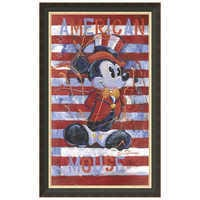 Image of Mickey Mouse ''American Mouse'' Giclée by Eric Robison # 6