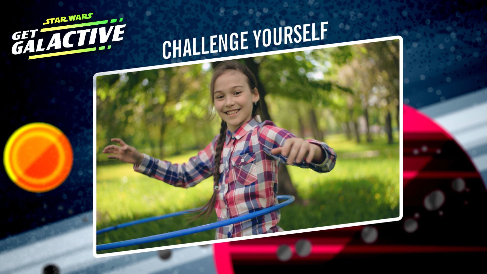 Challenging Yourself | Star Wars: Get Galactive