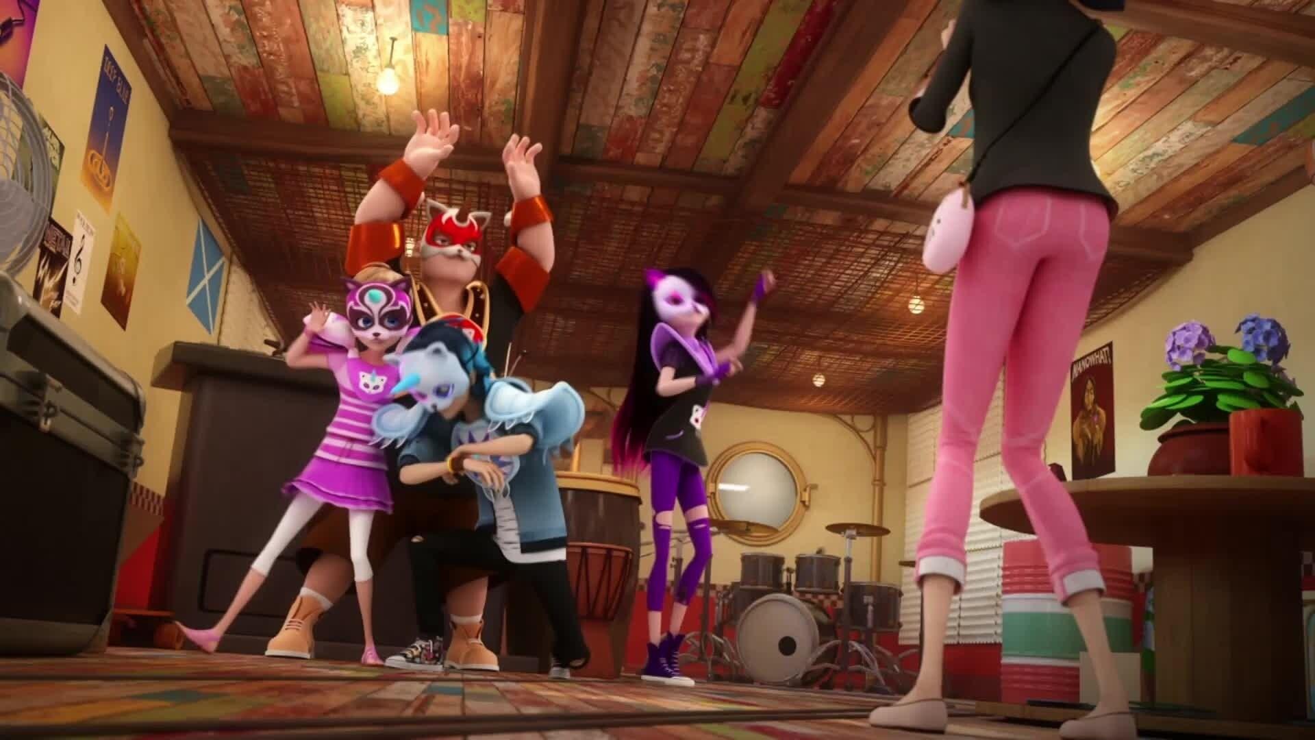 Miraculous - Geschichten von Ladybug und Cat Noir - Ladybug ist sprachlos