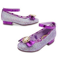 Rapunzel Costume Shoes for Kids - Tangled: The Series