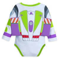 Image of Buzz Lightyear Costume Bodysuit for Baby # 5
