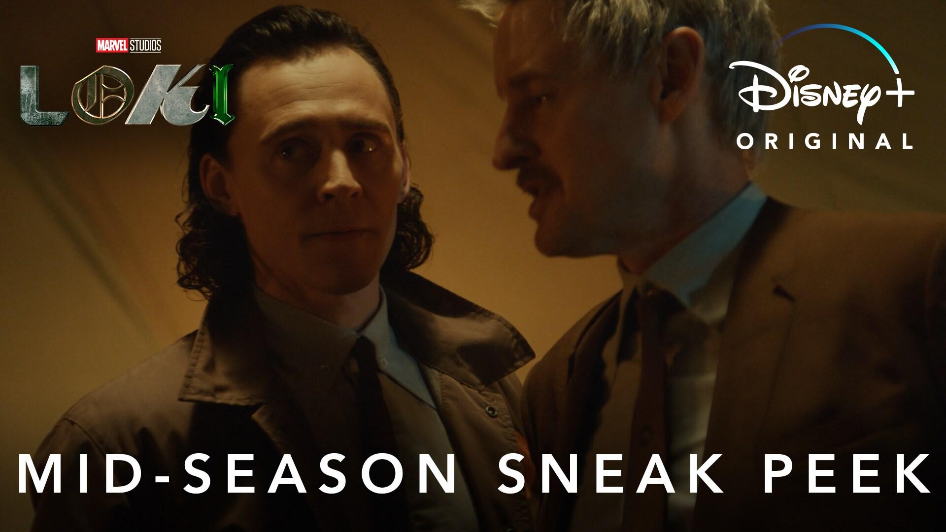 Mid-Season Sneak Peek | Marvel Studios' Loki | Disney+