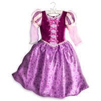 Image of Rapunzel Costume for Kids - Tangled: The Series # 1