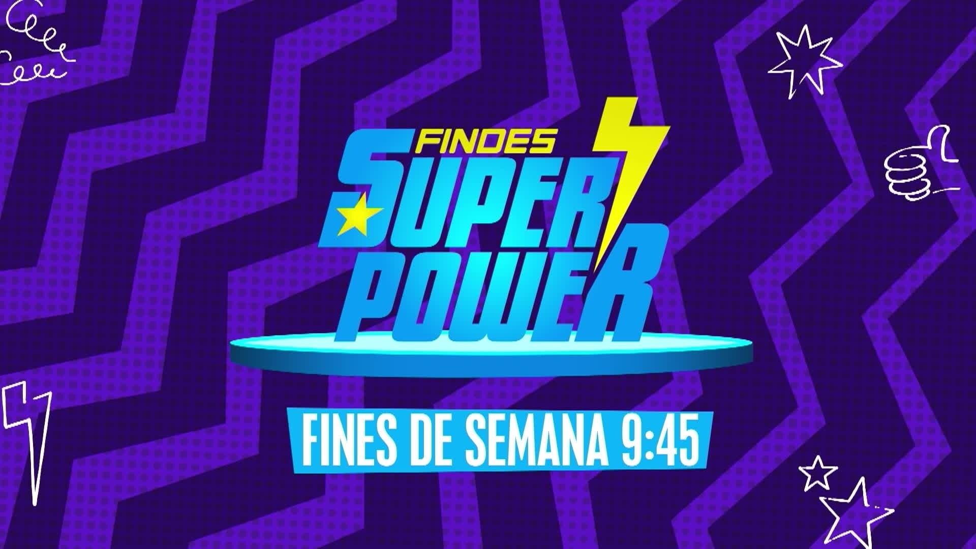 """""""Findes Super Power"""" en Disney Channel"""