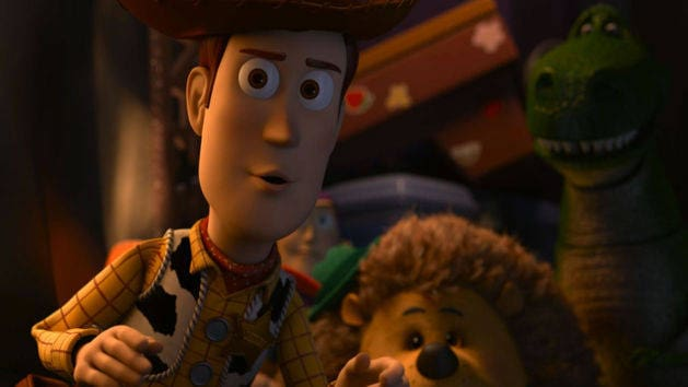 Toy Story de terror - Toy Story