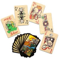 Image of The Nightmare Before Christmas Playing Card Set # 1