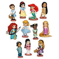 Image of Disney's Animators' Collection Deluxe Figure Set # 1
