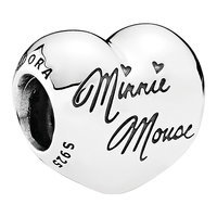 Minnie Mouse Signature Charm by PANDORA