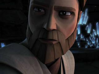 Qui-Gon's Spirit Visits Obi-Wan