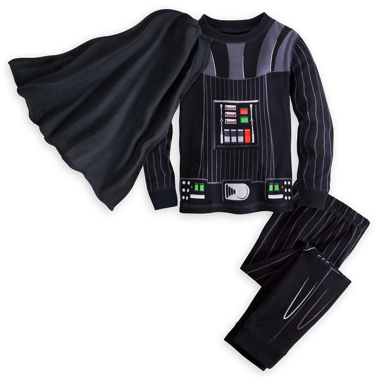 Darth Vader Costume PJ PALS for Boys