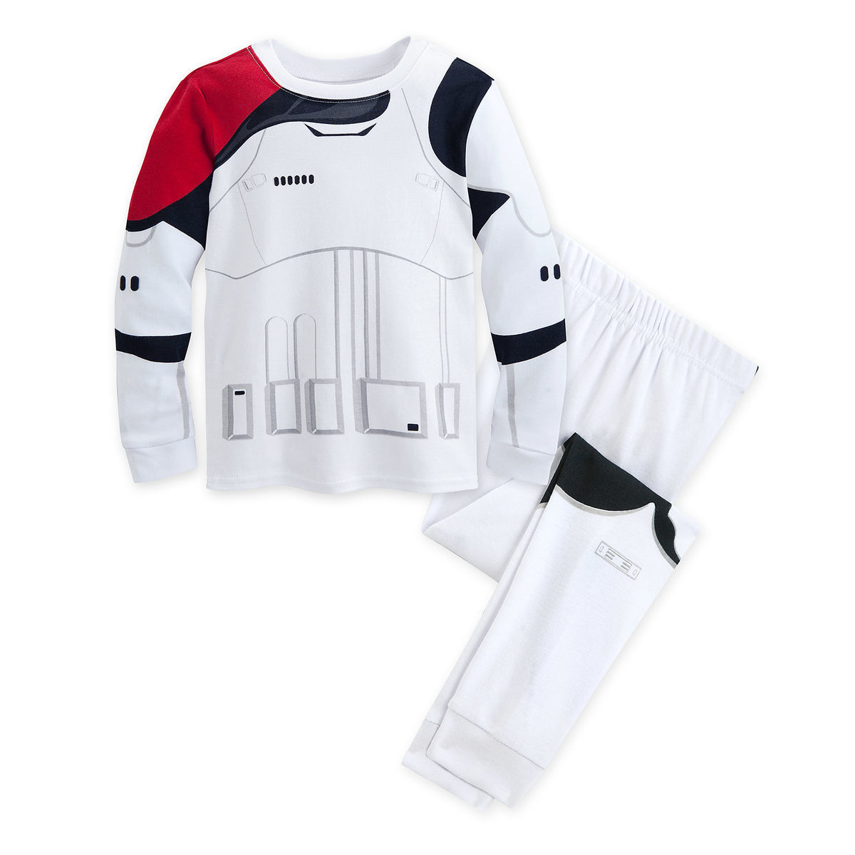 0102f37cad Product Image of Stormtrooper PJ PALS for Kids - Star Wars  The Force  Awakens