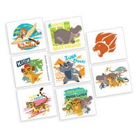 The Lion Guard Tattoos - 2 Pack