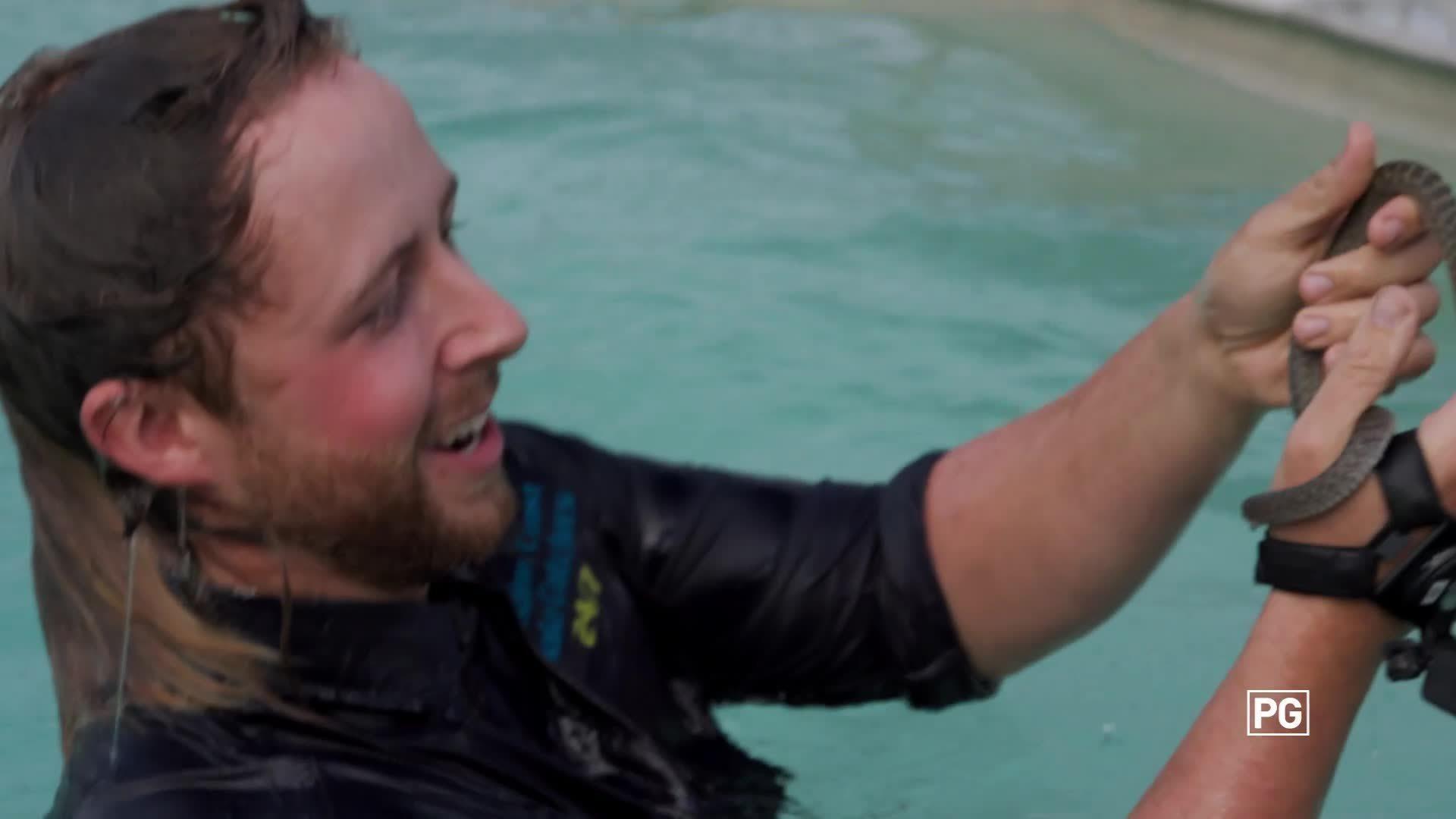 Meet Mick | Aussie Snake Wranglers | National Geographic Australia & New Zealand