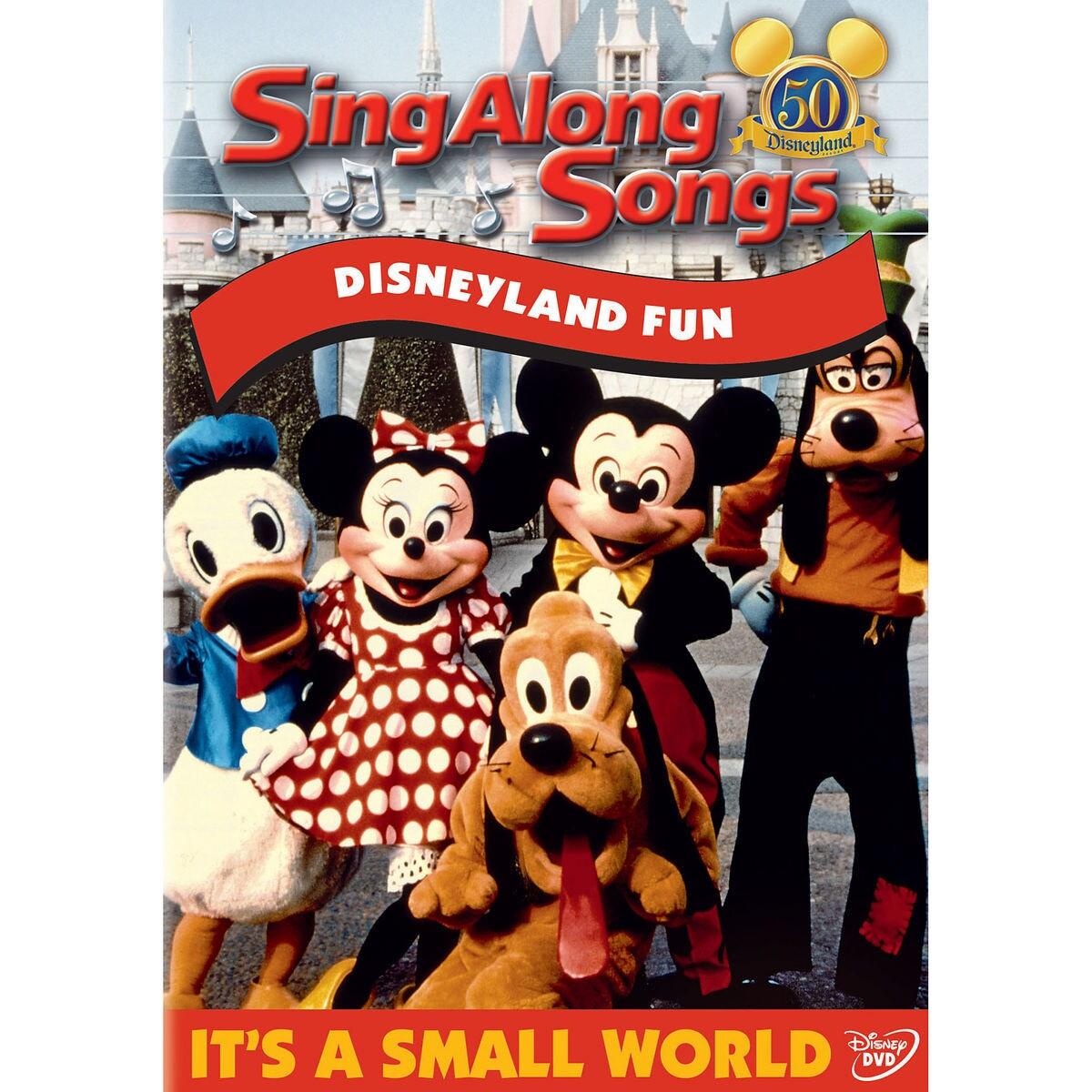 Sing Along Songs: Disneyland Fun DVD | shopDisney