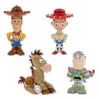 Image of Woody Jeweled Mini Figurine by Arribas Bros. # 4