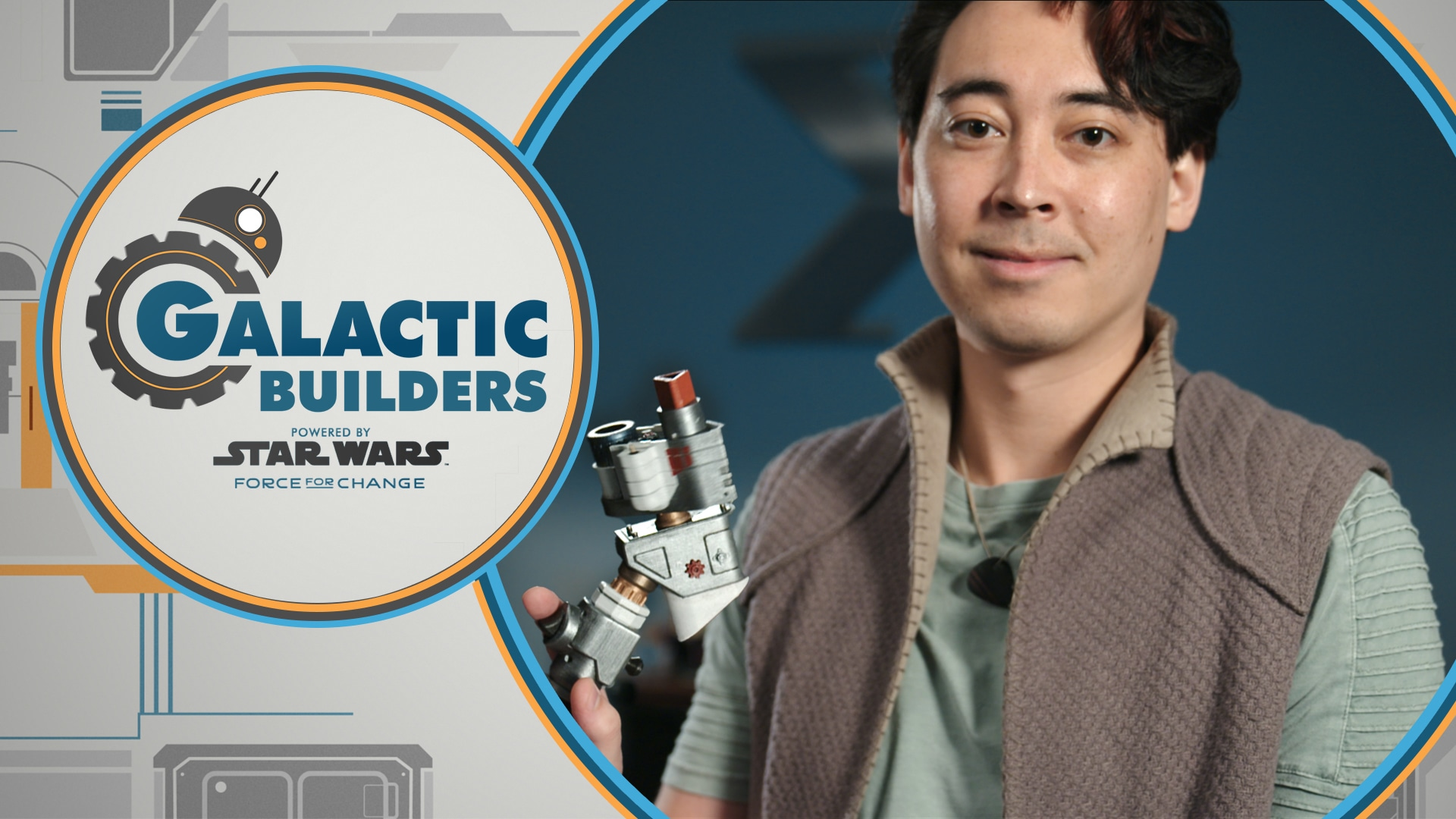 Building Star Wars Virtual Reality Experiences with ILMxLAB   Galactic Builders