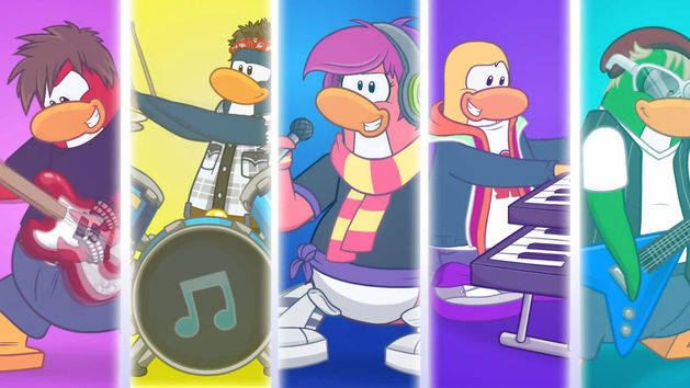 """""""Best Day Ever"""" - Cadence y la Penguin Band"""