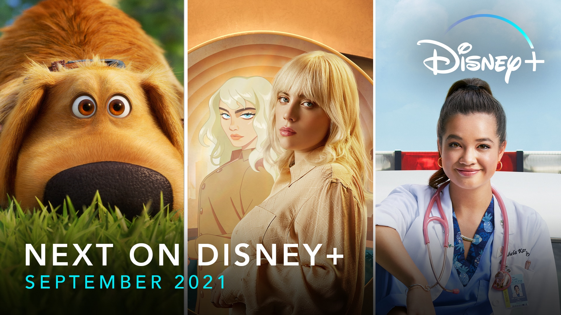 Next On Disney+ - September 2021| Disney+