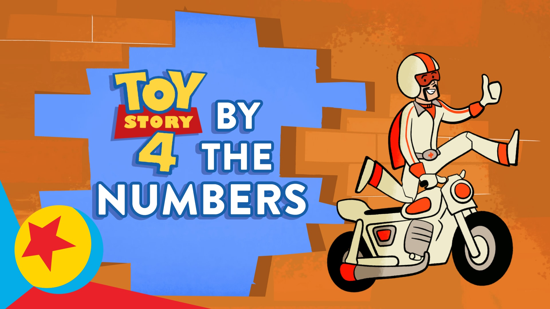 Toy Story 4 | Pixar By The Numbers