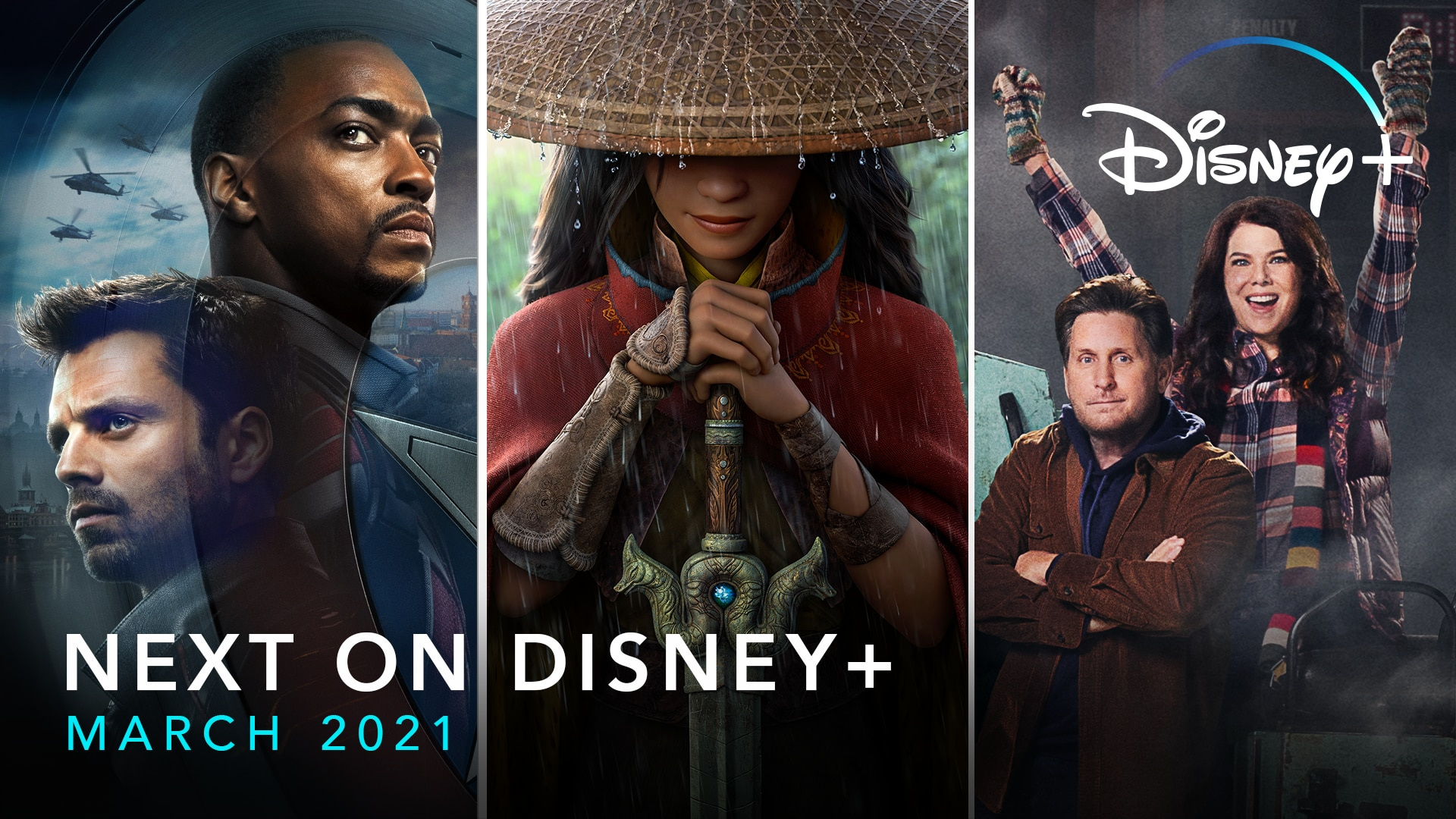 Next On Disney+ - March | Disney+