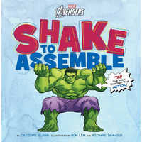 Image of Marvel's Avengers Shake to Assemble Book # 1