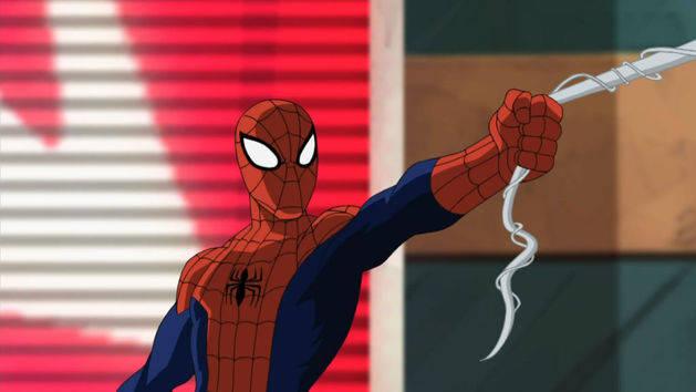 Върховният Спайдърмен - Great Power
