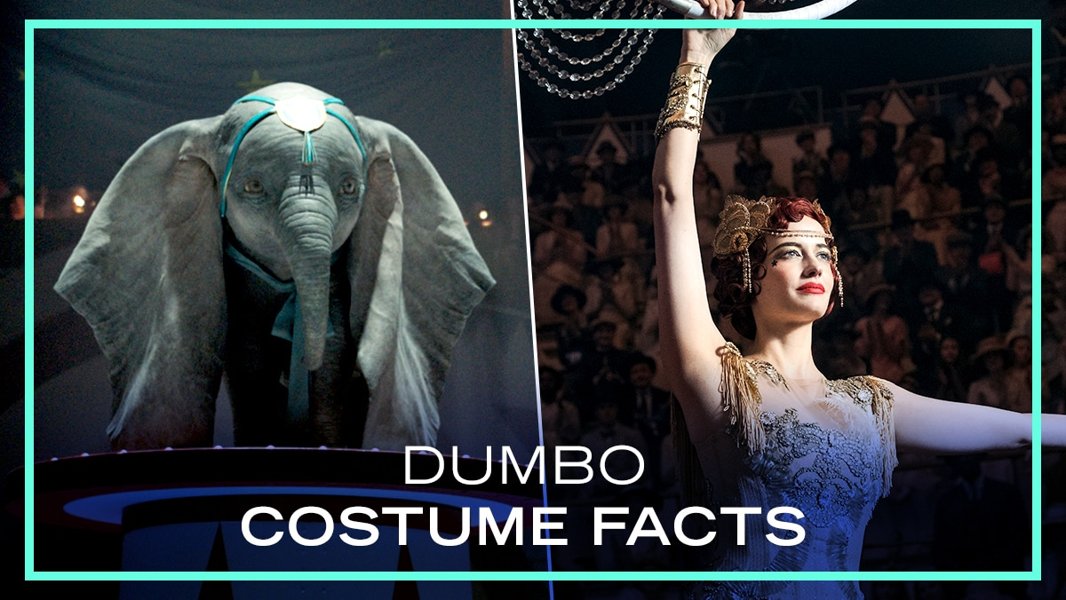 Dumbo Costume Facts | Disney Style