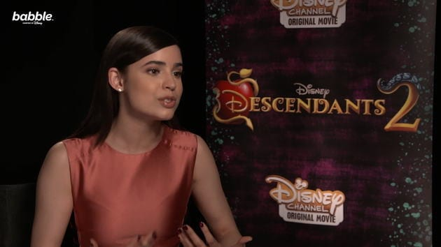 Kid Reporter at the Descendants 2 Junket | Babble News