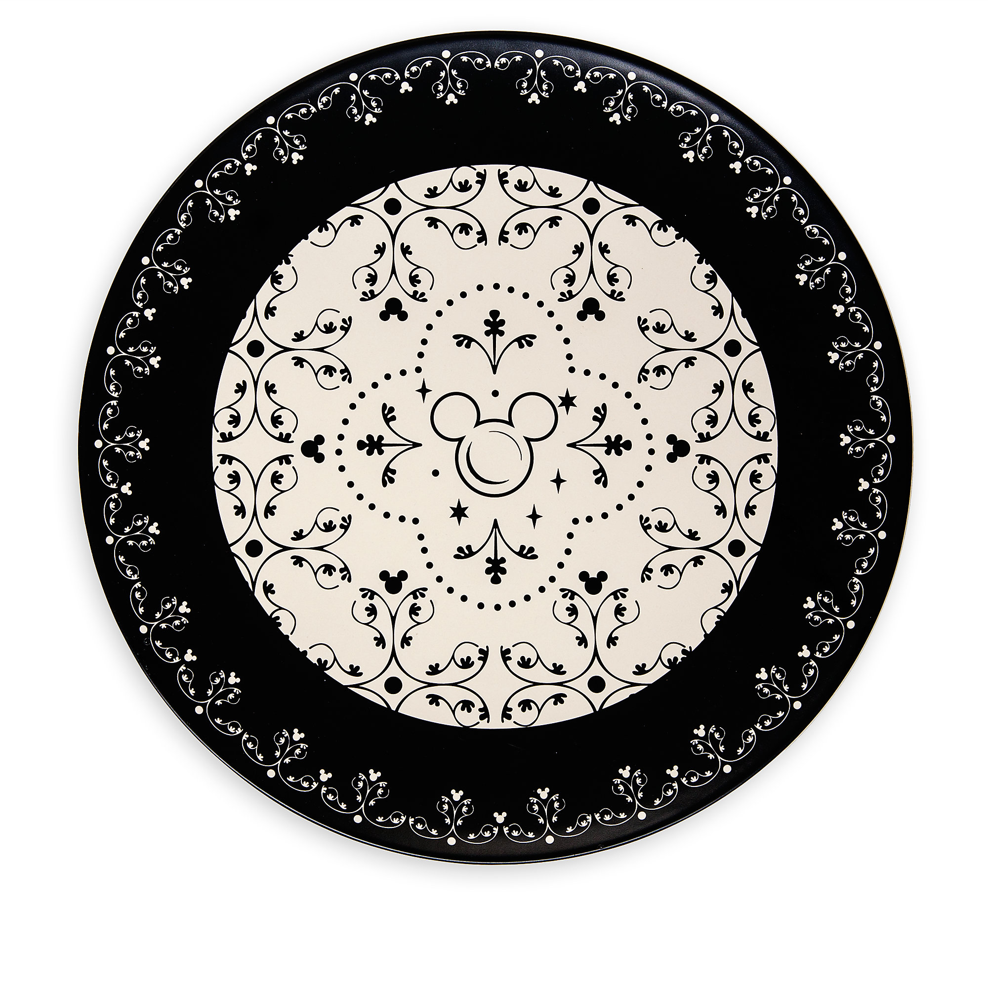 Thumbnail Image of Mickey Mouse Icon Dinner Plate Set - Disney Dining Collection - Black /  sc 1 st  shopDisney : disney dinner plates - pezcame.com