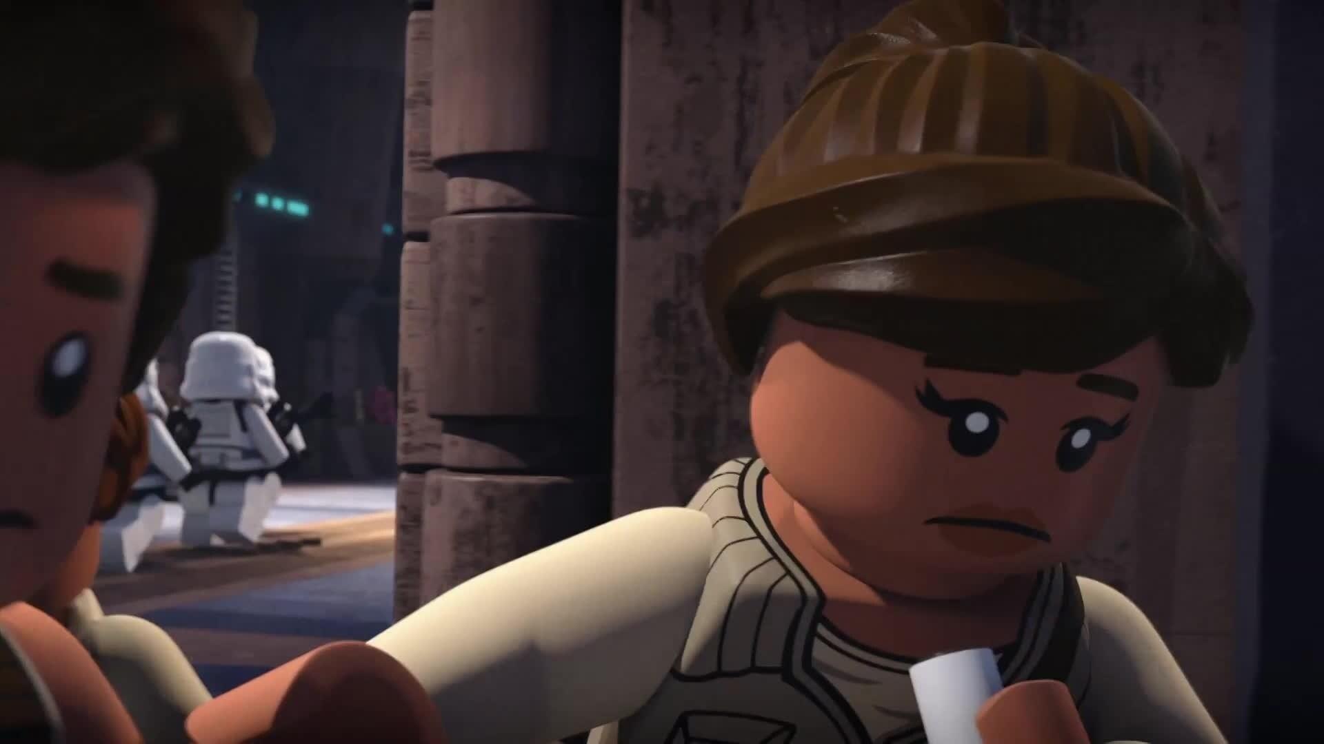 Star Wars: Die Abenteuer der Freemaker - Zurück zum Rad